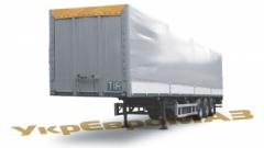 MAZ-975800-3010 and MAZ-975800-3012 semi-trailers
