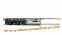 MAZ-991900-012 SEMI-TRAILER