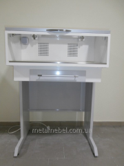 Equipment for dental works