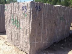 Категория В гранитные блоки