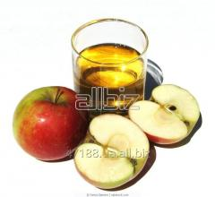 Сок яблочный прямого отжима неосветленный