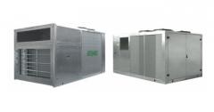 Агрегатированные крышные кондиционеры