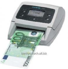 Automatic detector of currencies of DORS 220