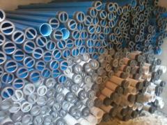 Труба для скважин обсадная пластиковая