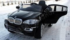 ДЕТСКИЙ ЭЛЕКТРОМОБИЛЬ ДЖИП BMW X6 JJ 258 R-3