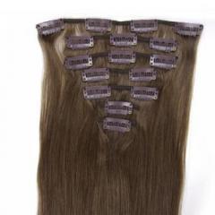 Hair on hairpins (tressa)