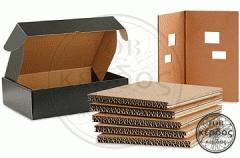 Box for footwear
