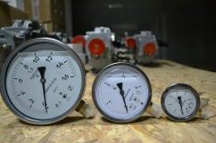 Manometer vibration-proof Dm8008vuf