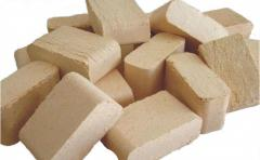 Fuel briquettes from sawdus