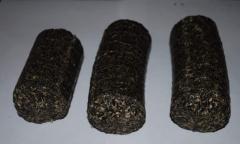 Продам брикеты топливные из лузги подсолнуха