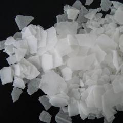 The caustic soda granulated (TU 6-01-1306-85)