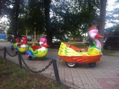 Attraction children's Ducks