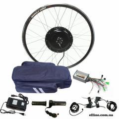 Мотор-колеса и электронаборы