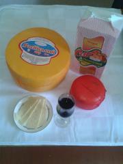 Сыр Российский ГОСТ 11041-88, сыр Голландський
