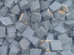 Kostka, checker basalt, product and basal