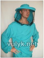 Куртка пчеловода габардин, маска классическая