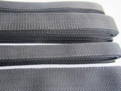 Лента ременная 3 см черная
