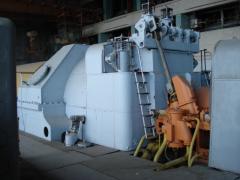 Паровая турбина тип ПТ – 60-90/13 «ЛМЗ» конденсационная с двумя регуляруемыми отборами пара