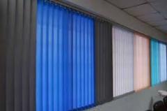 Persianas tecidos verticais