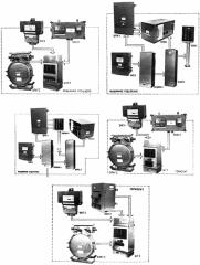 Аппаратура шахтной стволовой сигнализации и связи