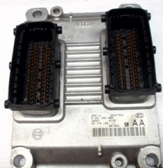 Electronic control unit of the engine Opel.