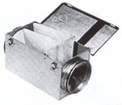 Filter cassette round (FKKP)