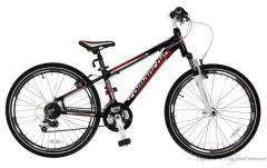 """Велосипед ARECO Черный-красный рама 12,5"""""""