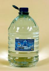 Крымская вода питьевая негазированная ТМ 'Кула'