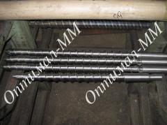 Extrusion screws