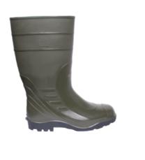 Boots men's PVC, high