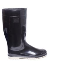 Boot women's PVC, high
