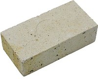 The brick is fire-resistant heat-insulating