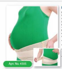 Bandage, linen for pregnant women