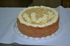 Кондитерские изделия оптом Торт «Медовый аромат»