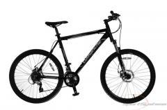 """Велосипед TOMAHAWK DISC Черный рама 20,5"""""""