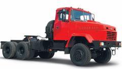 KRAZ-6443-040-04 tractor