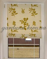 Римські штори, дизайн, пошивши