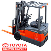 Loader three-basic electric TOYOTA