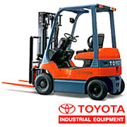 Loaders fork four-basic Toyotas