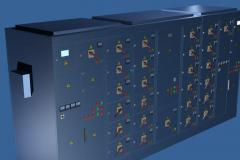Complete transformer substations for own needs