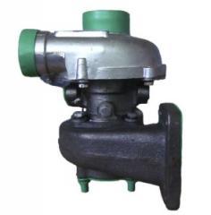 TKP-7(700) turbocompressor new / Turbine