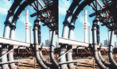 Wearproof pipelines, futerovanny basalt casting or