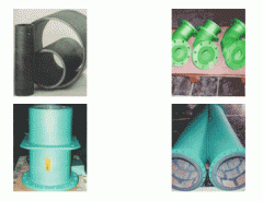 Wearproof pipes for pneumatic and hydraulic
