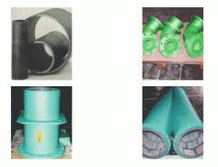 Износостойкие трубы для пневматической и