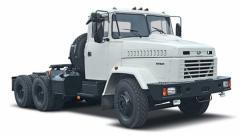 KRAZ-64431-040-04 TRACTOR