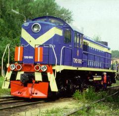 Аренда тепловозов ТЭМ2, ТГМ6, ТГМ4 с локомотивными