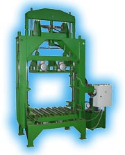ST-94 vibrating press for production of paving