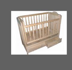 Кроватки детские