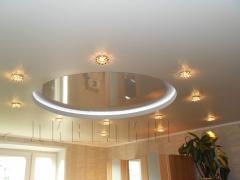 Французские натяжные потолки Люкс Дизайн