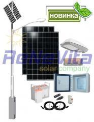 "Autonomous street lighting class ""PREMIUM"